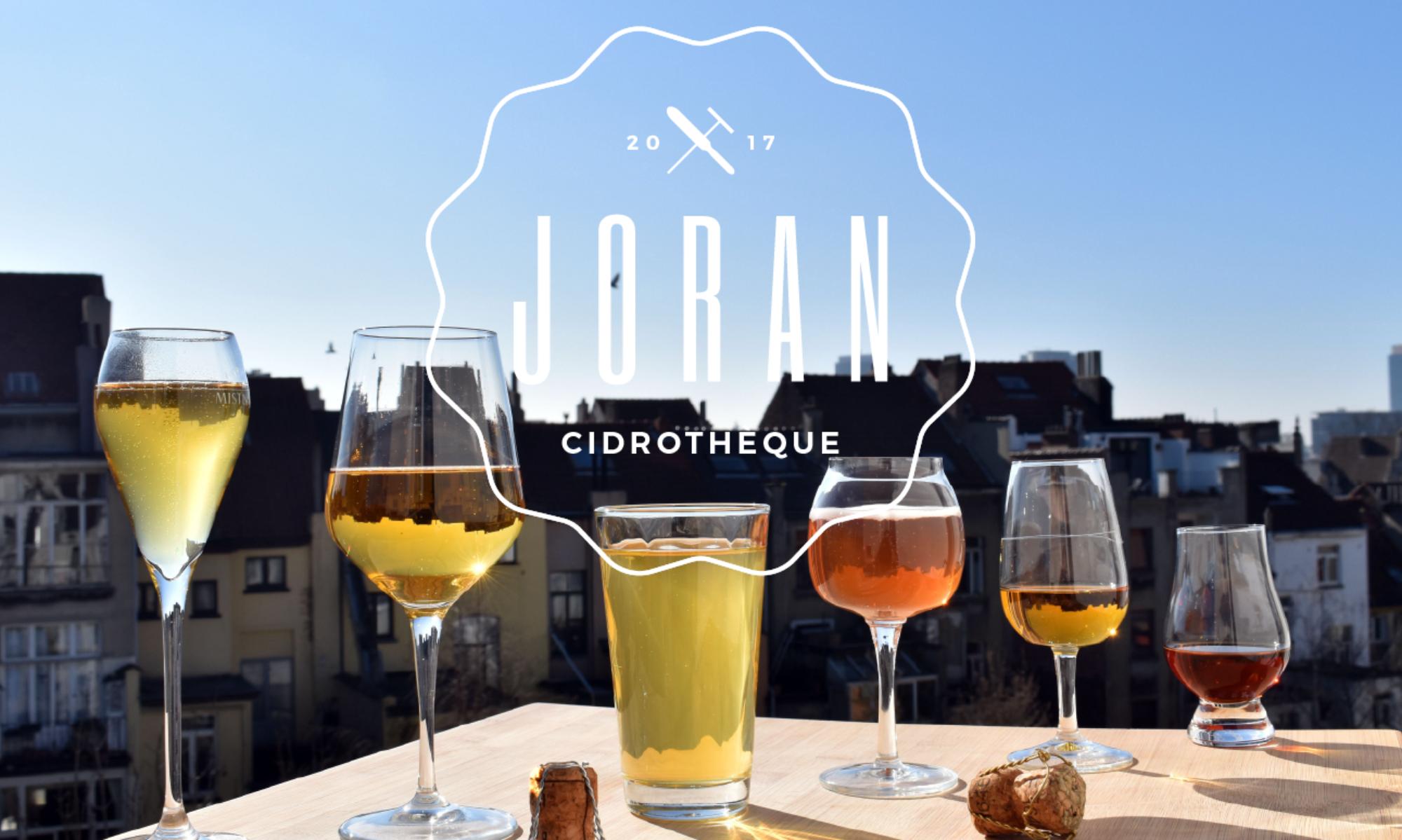 Joran - Cidrothèque